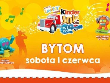 Muzyczna ciężarówka przemierzy Polskę w ramach Emojoy Music Tour (fot. mat. organizatora)