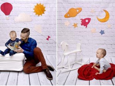 Magic Wall to dekoracje na ścianę, które dostosujesz do potrzeb swoich i dziecka (fot. Magic Wall)