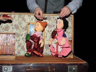 """""""Kopciuszka"""" teatru Bajkowscy zobaczyć można w Rybniku 24 stycznia (fot.arch. Teatru Bajkowscy)"""