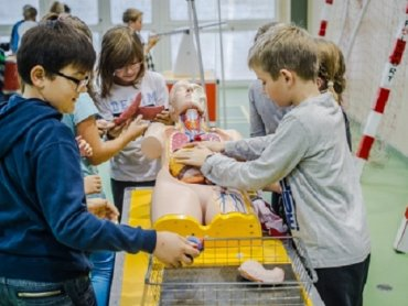 Chorzów odwiedzi, wraz z eksponatami, Centrum Nauki Kopernik (fot. mat. organizatora)