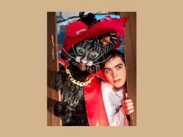 """Musical """"O Kocie w butach przy wesołych nutach"""" będzie można obejrzeć 21 marca w Teatrze Małym (fot. mat. organizatora)"""