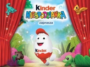 """""""Karina Kinder Niespodzianki"""" to moc bezpłatnych atrakcji dla dzieci w różnym wieku (fot. mat. organizatora)"""