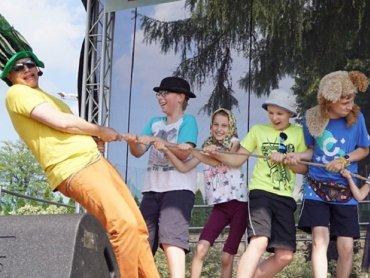 W przedstawieniu wezmą również udział dzieci (fot. mat. organizatora)