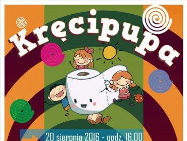 """""""Kręcipupa"""" to wesoły spektakl dla najmłodszych widzów (fot. mat. organizatora)"""