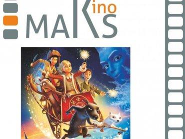 """""""Królowa Śniegu"""" - baśń zekranizowaną w 2012 roku będzie można obejrzeć na dużym ekranie kina Maks już w niedzielę (fot. mat. organizatora)"""