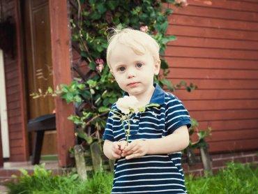 Kubuś walczy z ciężką chorobą - mukowiscydozą. Możemy mu pomóc kupując kalendarz (fot. archiwum rodzinne Kubusia)