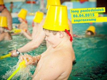 Lany poniedziałek można spędzić na basenie (fot. mat. Parku Wodnego Jura)