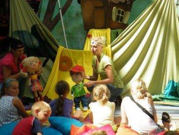 """W ramach akcji """"Latem wolę Pogorię"""" dzieci obejrzą ciekawy spektakl (fot. materiały organizatora)"""