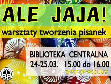 Na warsztaty zaprasza MBP w Żorach (fot. mat. organizatora)