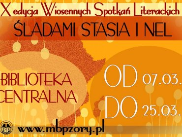 """Wiosenne Spotkania Teatralne pod hasłem """"Śladami Stasia i Nel"""" przeznaczone są dla uczciów V i VI klas szkół podstawowych (fot. mat. organizatora)"""