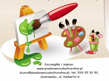 Sztalugi malucha to kolejna warsztatowa propozycja Piaskownicy Kulturalnej (fot. mat. organizatora)