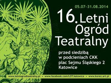 W niedzielę (6 lipca), w CKK rozpoczyna się Letni Ogród Teatralny (fot. materiały prasowe)