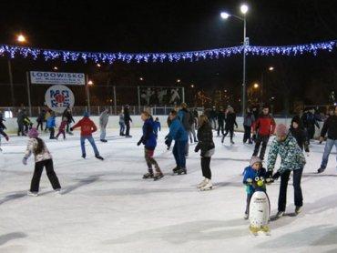 13 lutego, w Chorzowie będzie można pojeździć na łyżwach za darmo (fot. mat. MOSIR Chorzów)