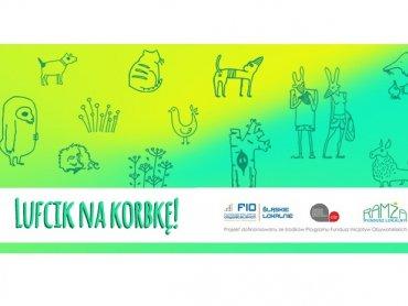 """""""Lufcik na korbkę""""  to projekt mający przypomnieć najmłodszym śląskie bajki (fot. mat. organizatora)"""