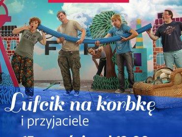 Lufcik na korbkę przedstawi widzom romantyczną historię Rudolfa i Hoski (fot. mat. organizatora)