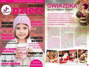 "Magazyn ""Silesia Dzieci"" nr 4 (fot. mat. redakcji SD)"