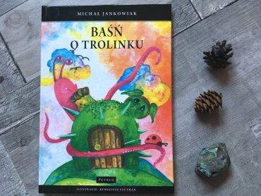 Trolinek to bohater, który wzbudzi sympatię każdego dziecka (fot. Ewelina Zielińska/SilesiaDzieci.pl)