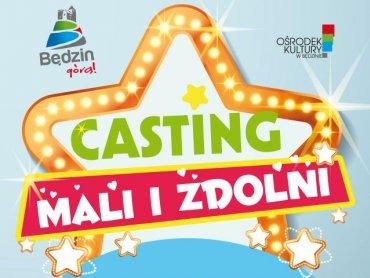 """W sobotę 2 maja odbędzie się casting do konkursu """"Mali i zdolni"""" (fot. mat. organizatora)"""