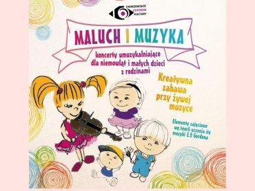 Maluch i Muzyka to cykl spotkań umyzykalniających dla niemowląt i małych dzieci (fot. mat. organizatora)