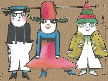 Malutka czarownica ma wiele cech, które bliskie są malutkim dziewczynkom (fot. mat. organizatora)