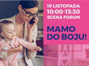 Specjalistki podpowiedzą, jak się przygotować do powrotu na rynek pracy (fot. mat. organizatora)