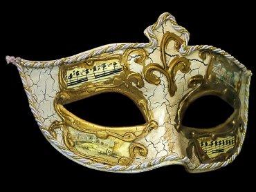 """Piękne maski weneckie powstaną na warsztatach w Miejskiej Galerii Sztuki """"Obok"""" w Tychach (fot. pixabay)"""