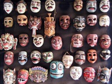 Na warsztatach w Café Silesia dzieci własnoręcznie wykonają maski karnawałowe (fot. foter.com)