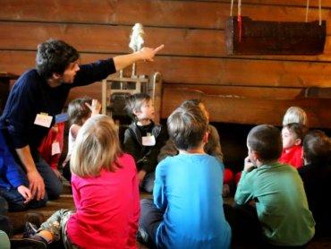 W Domu Kultury Chwałowice odbędzie się spotkanie z cyklu BAJki NajNajki skierowane do dzieci w wieku od 3 do 6 lat (fot. Mateusz Świstak)
