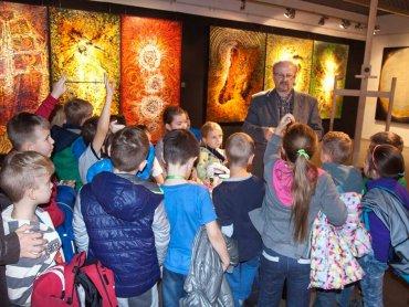 Ferie z grajfką odbędą się w Galerii Sztuki Obok w Tychach (fot. archiwum zdjęć galerii na Fb)
