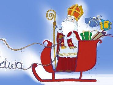 Historia prawdziwa świętego Mikołaja zostanie przedstawiona na spotkaniu w Muzeum Miejskim w Żorach (fot. mat. organizatora)