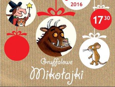 Gruffalowe mikołajki to oscarowe animacje dla najmłodszych (fot. mat. organizatora)