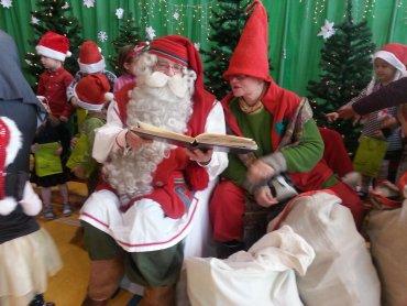 Prosto z Rovaniemi w Laponii do zabrzańskich dzieci przyjedzie Święty Mikołaj (fot. mat. UM Zabrze)