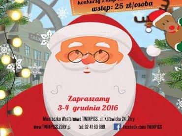 Mikołajki w Miasteczku Twinpigs to atrakcje dla całej rodziny (fot. mat. organizatora)