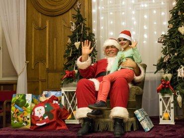 Spotkanie ze Świętym Mikołajem odbędzie się 6 grudnia w Pałacu Kultury Zagłębia (fot. Marek Wesołowski)
