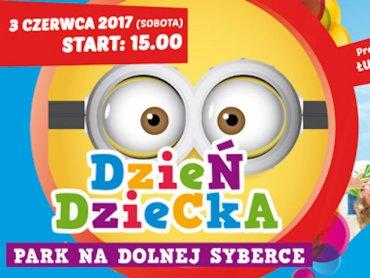 Dzień Dziecka z Minionkami czeka na Was w jednym z będzińskich parków (fot. mat. organizatora)
