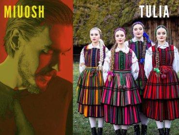 Na Finale WOŚP w Gliwicach wystąpią m.in. Tulia i Mioush (fot. UM Gliwice)