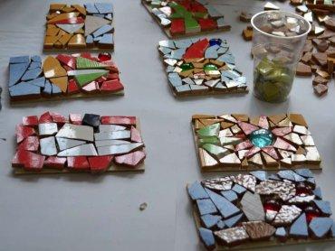 Mozaika to technika zdobienia znana już w starożytności (fot. mat. prasowe)