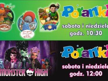 W naszym konkursie można wygrać podwójne wejściówki na poranki filmowe dla dzieci (fot. materiały Multikina)