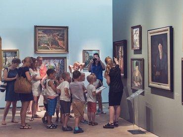 """""""Muzealna wycieczka"""" odbędzie się 9 i 23 sierpnia w Muzeum Śląskim (fot. mat. organizatora)"""