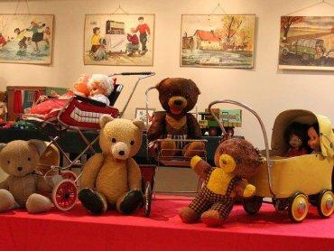 Muzeum Zabawek PRL-u w Łebie (fot. archiwum zdjęć FB Wirtualne Muzeum Zabawek Epoki PRL-u)