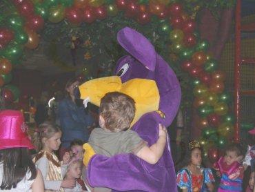 Na balu w Nibylandii Mysia Nibysia będzie zabawiała dzieci (fot. mat. organizatora)