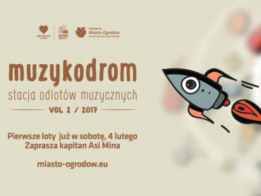 Teraz Muzykodrom zabierze w podróż także młodsze dzieci oraz młodzież (fot. mat. organizatora)