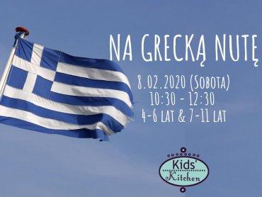 Dzieci przygotują grecką pitę i owocowe jogurty (fot. mat. organizatora)