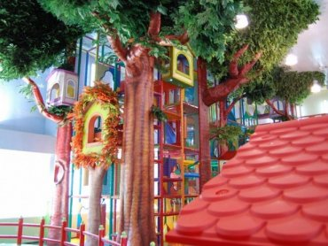 W naszym konkursie można wygrać wejściówki do sali zabaw Nibylandia w Katowicach (fot. materiały Nibylandii)