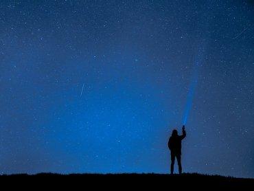 Wspólnie oglądanie gwiazd będzie możliwe z 12 na 13 sierpnia w Parku Śląskim (fot. mat. pixabay)