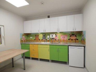 Oddziały pediatryczne Szpitala Klinicznego nr 1 w Zabrzu przeszły gruntowyny remont (fot. archiwum zdjęć na Fb miasta Zabrza)