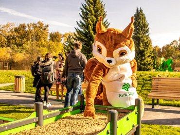 fot. mat. Park Śląski