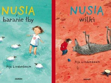Zabawna seria o Niusi rozbawi każdą dziewczynkę (fot. materiały usmesmake.pl)