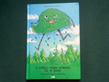Do lektury zachęca nie tylko intrygujący tytuł, ale również zaskakująca okładka (fot. Ewelina Zielińska/SilesiaDzieci.pl)
