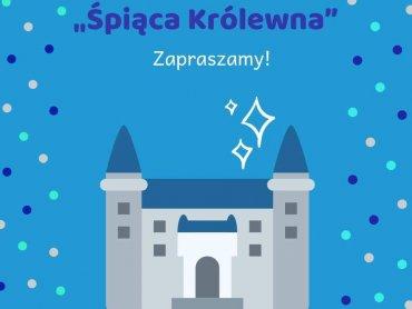 """Słuchowisko """"Śpiąca Królewna"""" to kolejna propozycja Bajkowej Zatoki (fot. mat. organizatora)"""